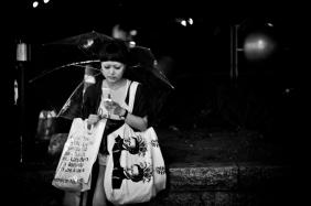 """""""Harajuku"""" Leica M9P, 90mm Summicron @f2"""