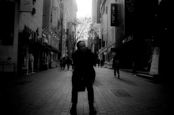 Seoul, January 2012.