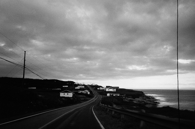 Newfoundland, August 2013.