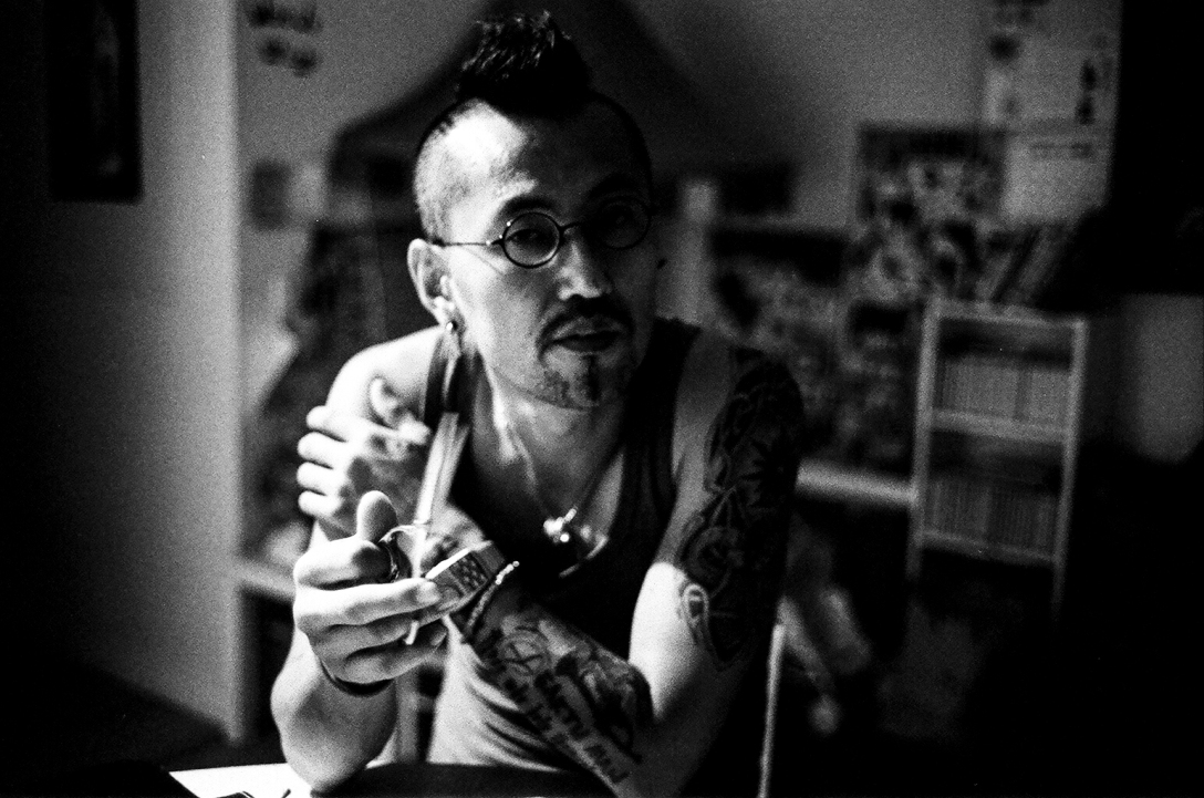 Brad. Leica M5, 40mm Summicron. Neopan 400 pushed to 1600.