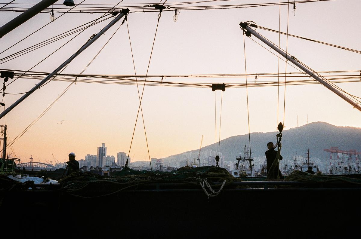 Busan, South Korea. Leica M6, 40mm Summicron.