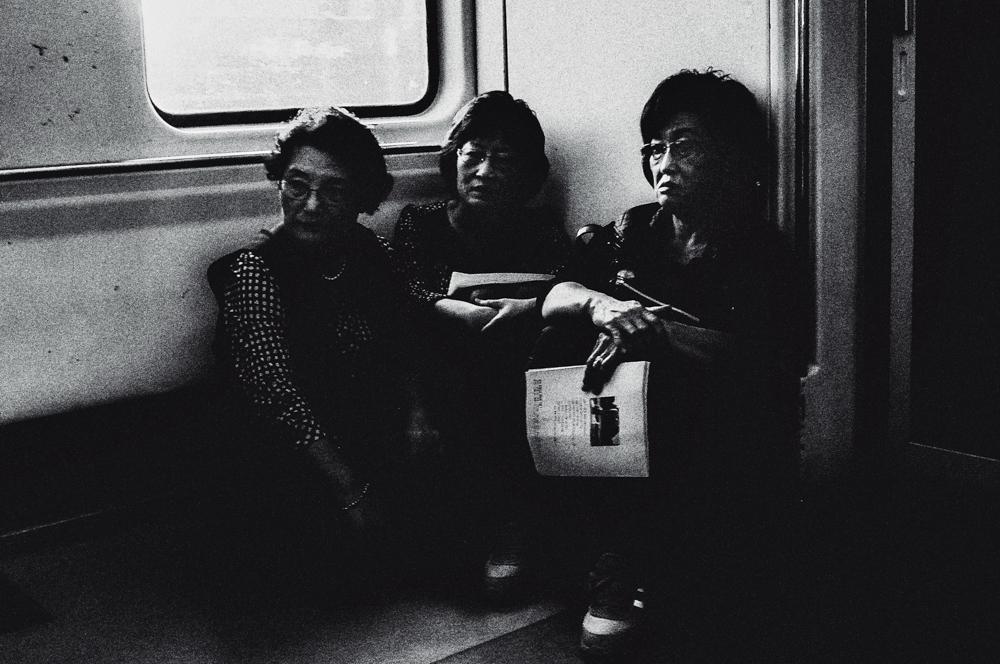 On the train to Busan. Sony DSC-W100.