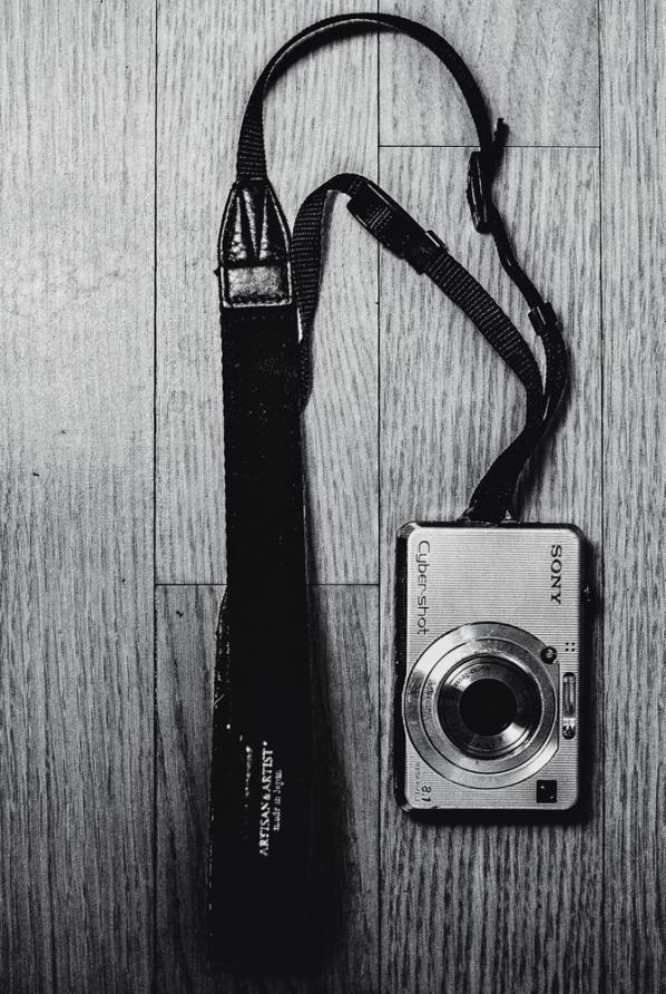 Sony DSC-W100.
