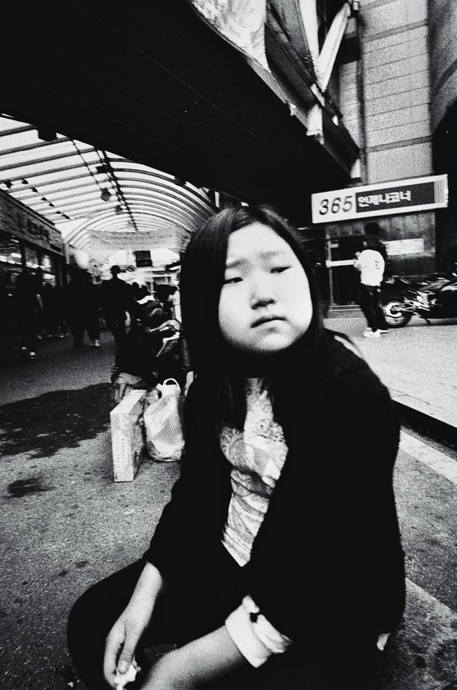 Seoul, South Korea. Ricoh GR21.