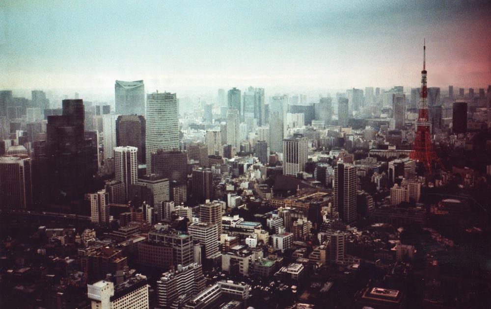 Japan TokyoSkyview036