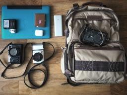 24 Hour Project: Busan (Final Kit Bag)